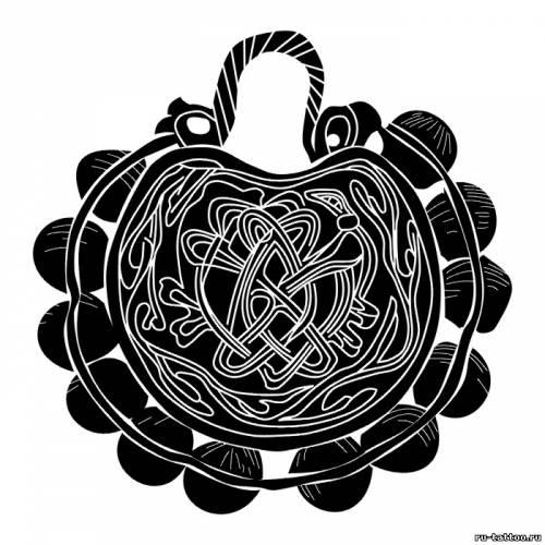 Значение татуировки божья коровка для