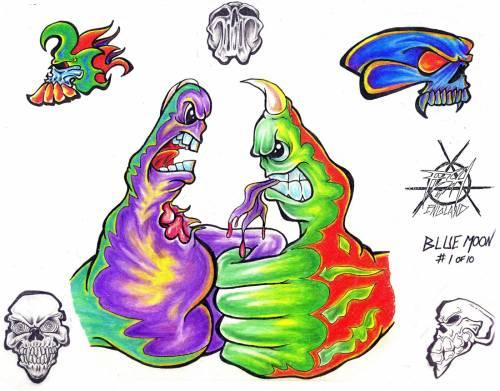 Необычные факты о татуировках и самые татуированные