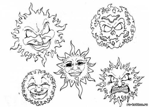 Эскизы татуировок разные эскизы эскиз