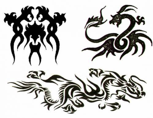 интим татуировки фото