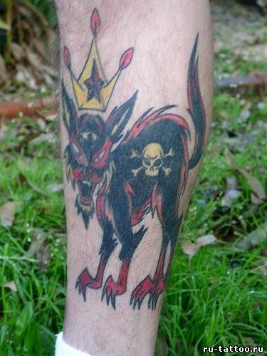 Татуировки фото корона